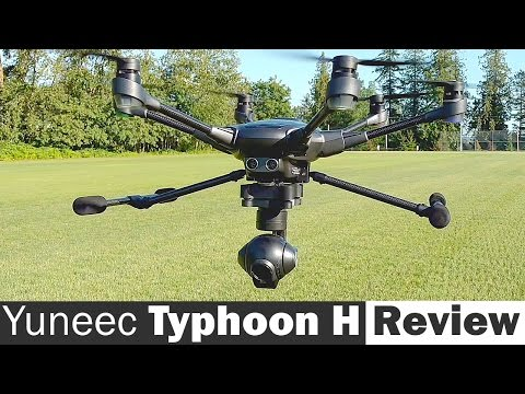 Yuneec Typhoon H Full Review