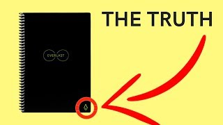 The Truth Behind The Rocketbook Everlast | RocketBook Everlast Review | Reusable Smart Notebook