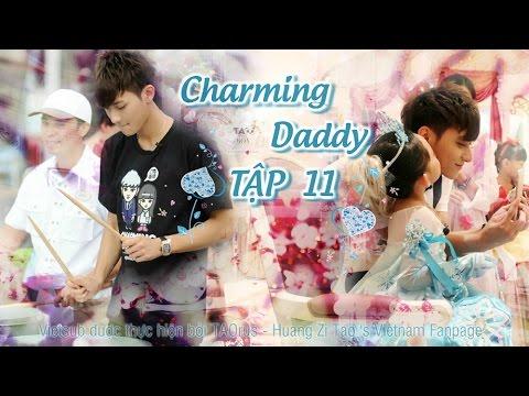 [VIETSUB] 20160213 Charming Daddy Ep 11 FULL