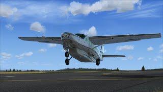 MSFS 2020 Везем альпинистов на Эверест на Cessna 208 Grand Caravan