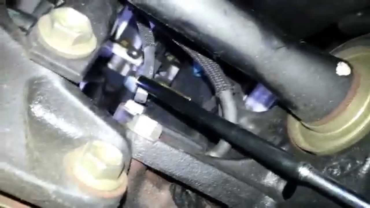 How To Change A Vsv For Egr On 2001 Camry 4 Cyl Youtube 1999 Ford Explorer Engine Diagram Hoses