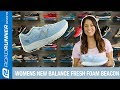Women's New Balance Fresh Foam Beacon | Fit Expert Shoe Review
