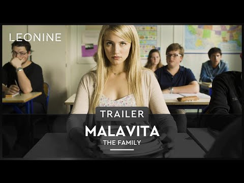 MALAVITA - The Family - Trailer (deutsch/german)