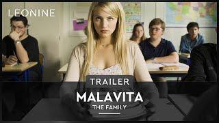 MALAVITA - The Family - Trailer (deutsch/german)