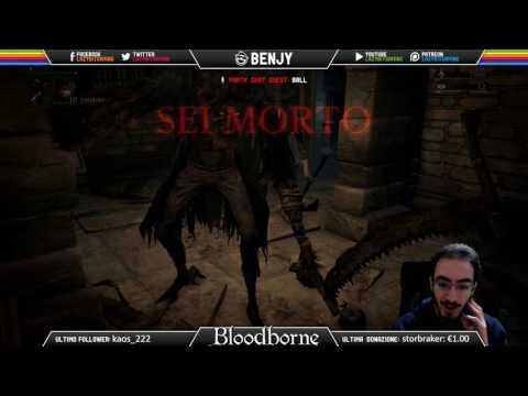 [ITA] Bloodborne - Morti programmate