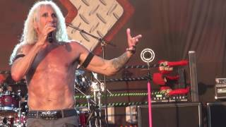 08 - Twisted Sister - I Wanna Rock Live @ Amnesia Rockfest Canada 2016