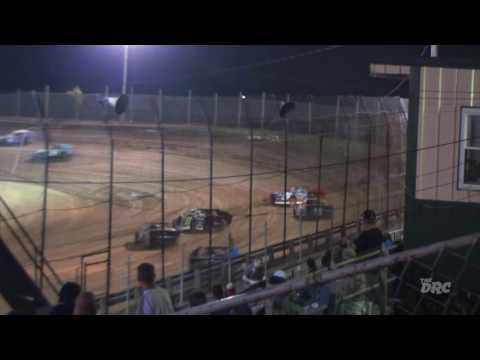 Moler Raceway Park | 9.16.16 | Matts Graphics UMP Modifieds | Heat 3