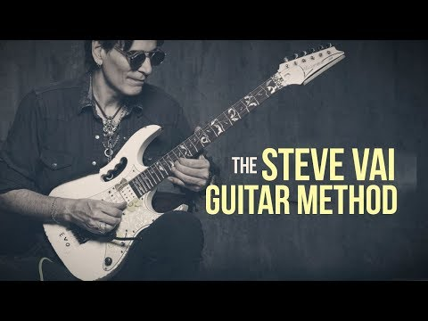FRIDAYS WITH VAI! The Steve Vai Guitar Method - Coming Soon!