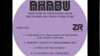Akabu feat. Ovasoul7 - Raw Love