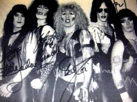 Twisted Sister- you can't stop rock n roll (HQ)