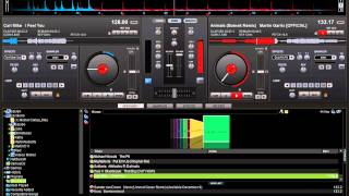 DJ Martwell - Mix Electro House - Virtual Dj - sander van doorn martin garrix