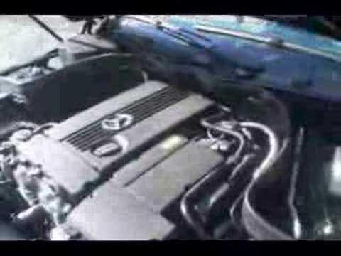 Mercedes Benz C200 Kompressor W204 Engine Youtube