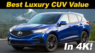 2019 Acura RDX - Best Luxury CUV?