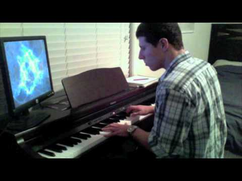 David Guetta ft. Usher - Without You (piano cover)