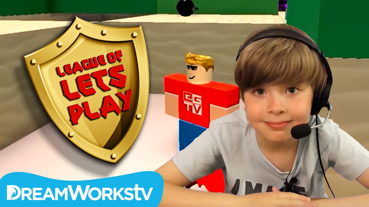roblox videos with ethan gamer tv