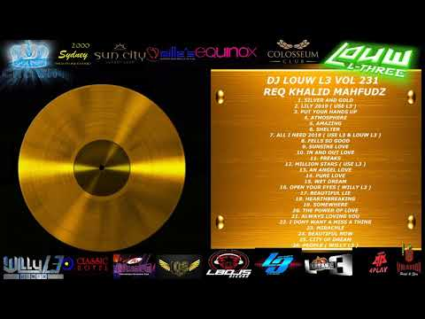 (HQ) KOLEKSI LAGU2 DJ BARAT BREAKBEAT TERBAIK BASSNYA AMPUN DJ...!!! 🔊DJ LOUW VOL 231🔊