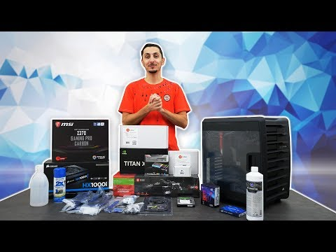 Building My 2nd Water Cooled Gaming PC