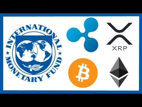 IMF's Christine Lagarde Speech on Digital Currencies - Ripple XRP, Bitcoin & Ethereum Mentioned