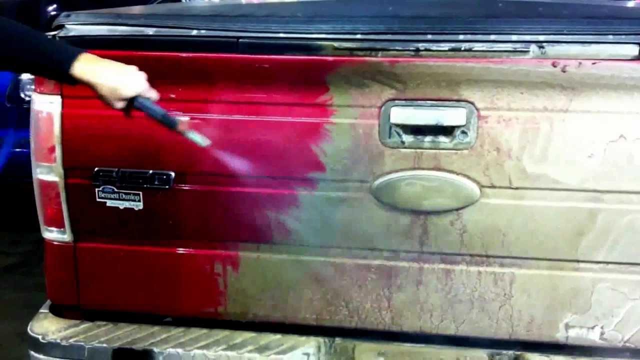 Car Interior Wash >> Full Steam Antofagasta. Demostración de Optima Steamer en camioneta con barro ya seco. FULL HD ...