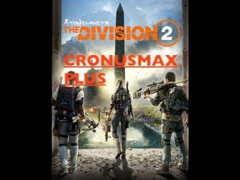 THE DIVISION 2 RAZOR 1 0 BEST SCRIPT AIM ASSIST RAPIDFIRE NO RECOIL  CRONUSMAX TITAN TWO