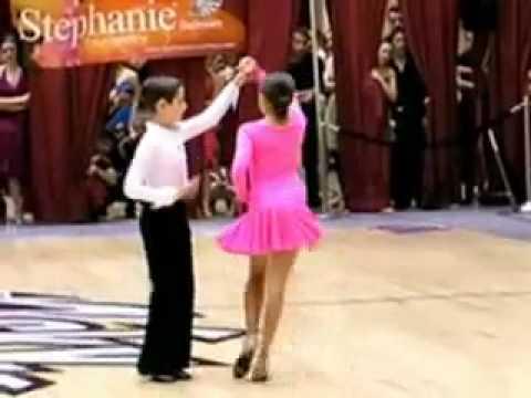 Khiêu vũ quốc tế   Rumba Nathaniel & Lucy, 2006 11 11