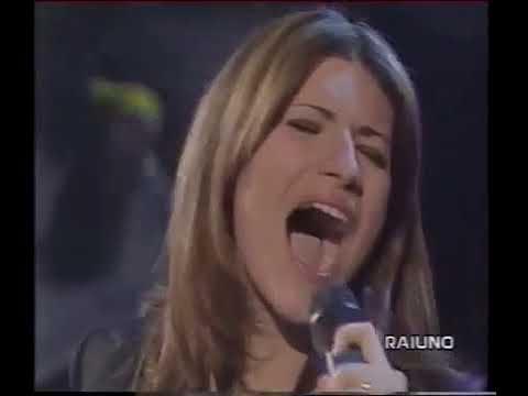 Laura Pausini -  Incancellabile - San Remo Giovani 1996