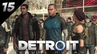 Detroit: Become Human PL #15 - ZBIERAMY ARMIĘ!