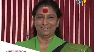 Dr S Janaki talking in different voices