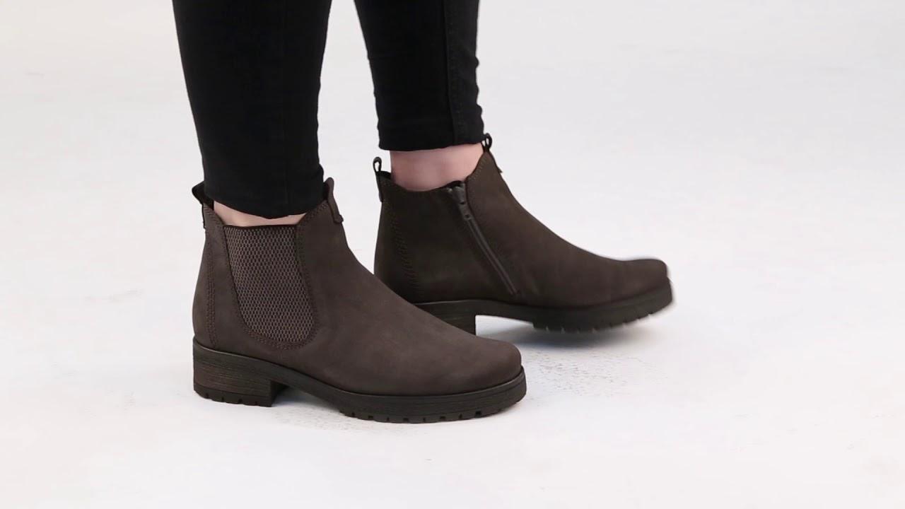 Abstand wählen große Auswahl an Farben bis zu 60% sparen Agenda Ladies Chelsea Ankle Boots