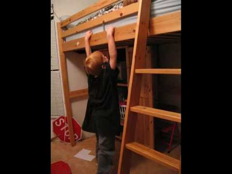 Bunk Bed Swing Youtube