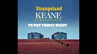 Keane - Strangeland (Lyrics)