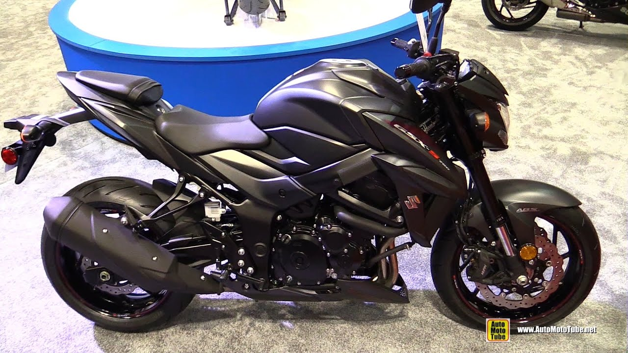 2017 suzuki gsx s750 z walkaround debut at 2016. Black Bedroom Furniture Sets. Home Design Ideas