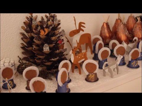 DIY: Adventskalender Polar 2016 – Weihnachten Basteln – Deko – selber machen