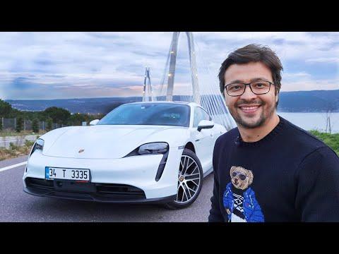 Porsche Taycan Test Sürüşü - En ucuz Porsche!