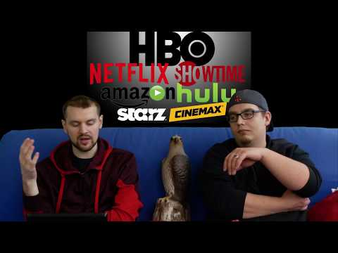 Best Streaming Service For Original Content (HBO, Netflix, Showtime, Etc)