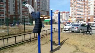 видео: Моё первое видео на YouTube |  Parkour  |  Street Workout  | Уличный спорт