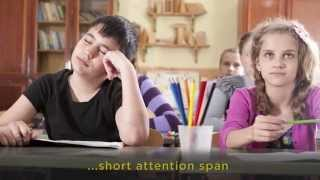 Short Attention Span - One Sign That Your Child May Have A Vision Problem