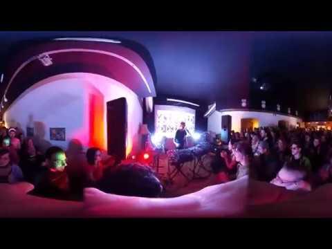 Ventolin - Disco Science - live - Klub 29, Pardubice, 16. 12. 2017