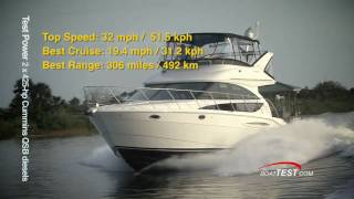 Meridian 391 Sedan Bridge 2009 (HQ) - By BoatTEST.com