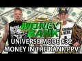 WWE '13 Universe Mode - #32 Money In The Bank PPV