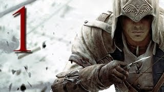 Mr. Odd Plays Assassin's Creed 3 - Sequence 1 - A Deadly Performance [PC Deluxe Edition 1080P]