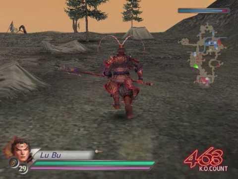 Dynasty Warriors 4 Hyper Lubu
