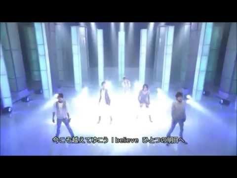 Tohoshinki  _ Share the world