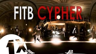 Fire In The Booth 360 Cypher - WATCH & MOVE VIA THE YOUTUBE APP ON YOUR MOBILE DEVICE