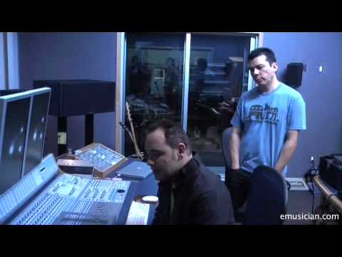 A Studio Tour with The Crystal Method ! (Part 1)