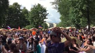 Mamikon - Верни Мне Музыку (Арно Бабаджанян) (Концерт в Москве 10.07.2016)