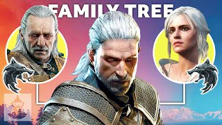 The Witcher Family Tree (School of the Wolf) | The Leaderboard