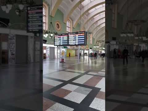 Moscow to Yekaterinburg