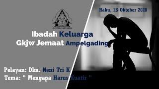 Panduan Ibadah keluarga 28 Oktober 2020, GKJW Jemaat Ampelgading