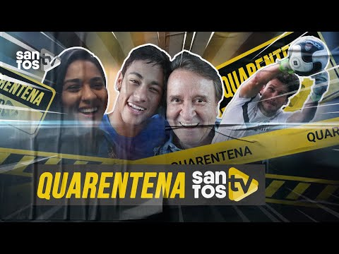 EP. 06| #QUARENTENA SEASON FINALE (😷) SANTOS TV